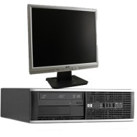 HP Elite 6000 SFF-Core 2 Duo